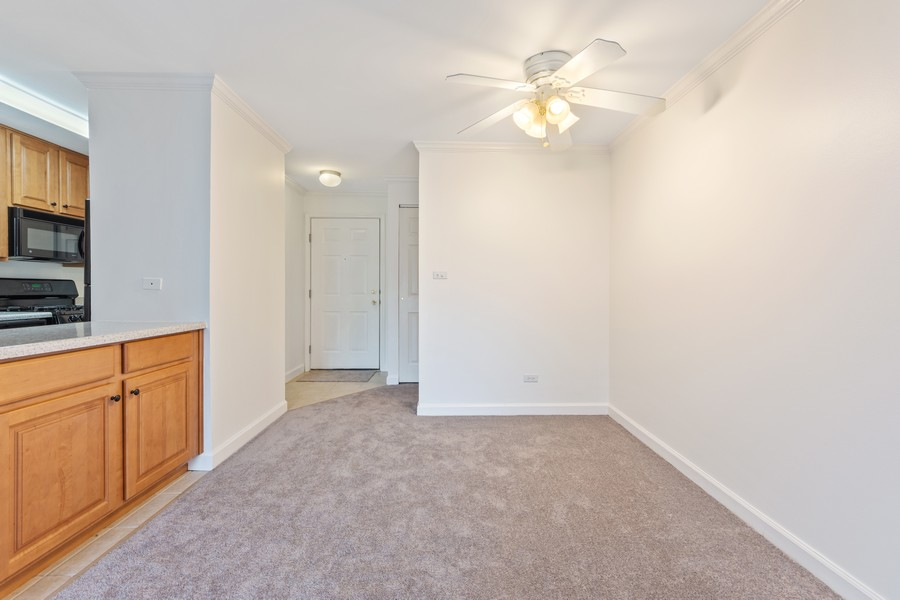 Real Estate Photography - 2403 N. Kennicott Drive #1C, Arlington Heights, IL, 60004 - Dining Room