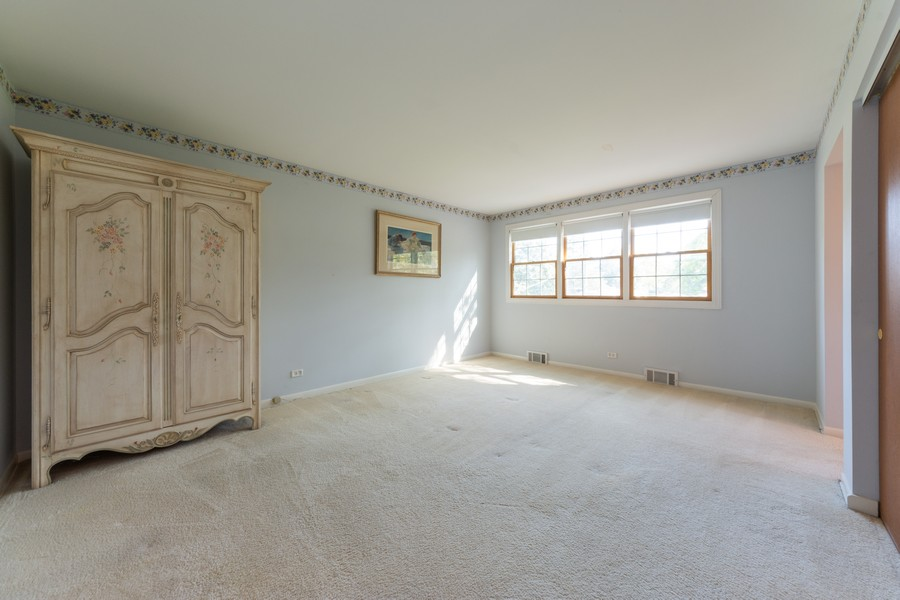Real Estate Photography - 2035 E Mulberry Ln, Arlington Heights, IL, 60004 - Master Bedroom