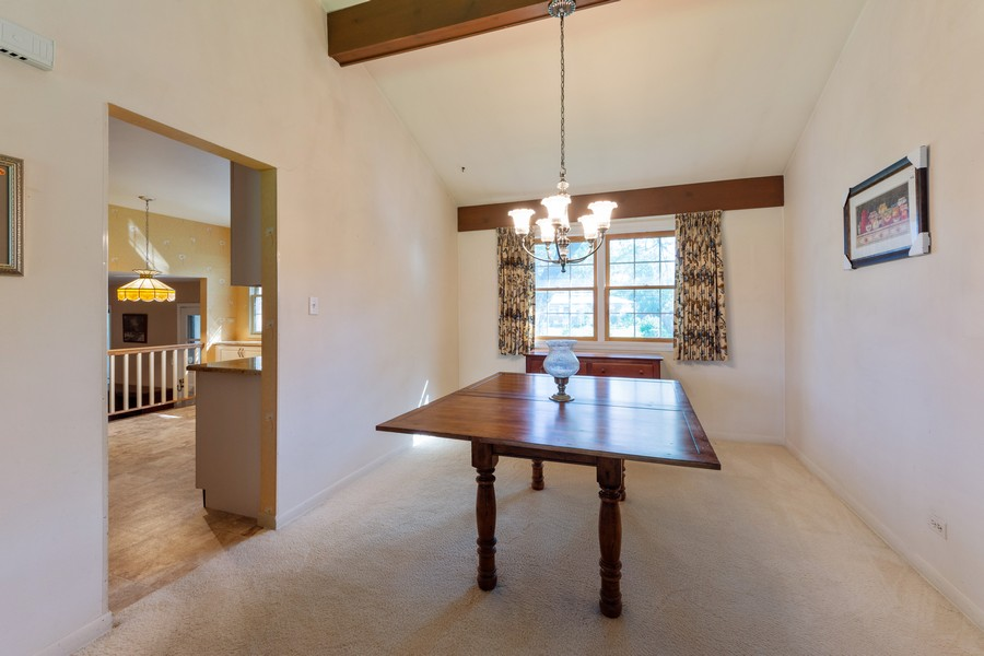 Real Estate Photography - 2035 E Mulberry Ln, Arlington Heights, IL, 60004 - Dining Room
