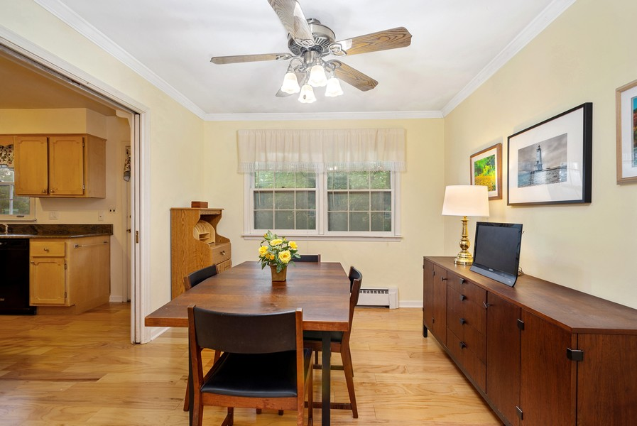 Real Estate Photography - 525 S Yale Ave, Arlington Heights, IL, 60005 - Dining Room