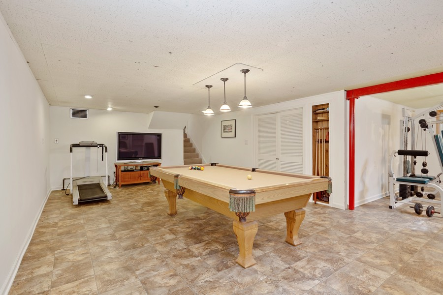 Real Estate Photography - 525 S Yale Ave, Arlington Heights, IL, 60005 - Basement
