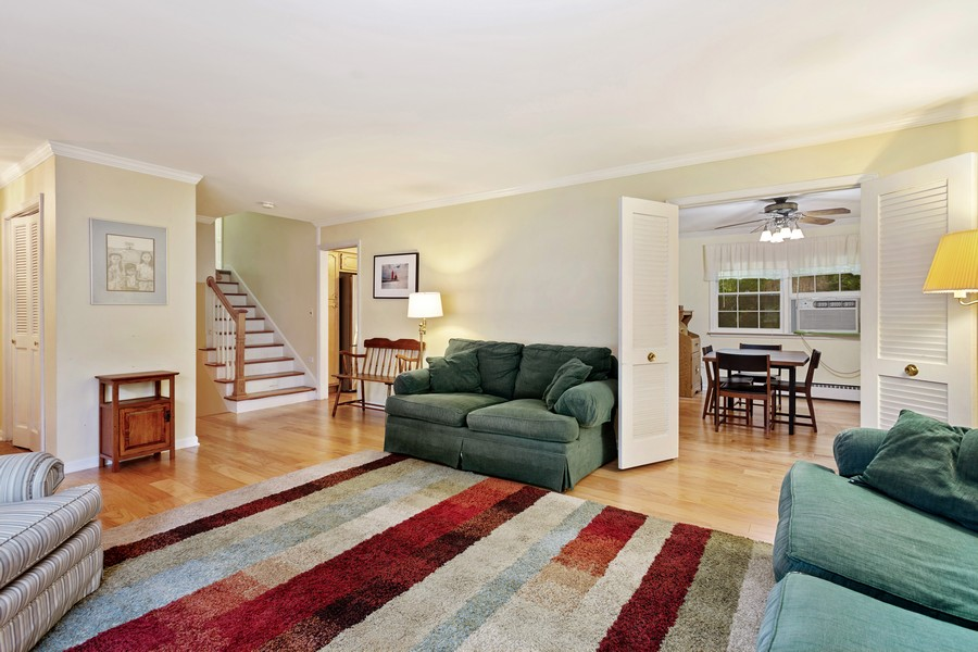 Real Estate Photography - 525 S Yale Ave, Arlington Heights, IL, 60005 - Living Room / Dining Room