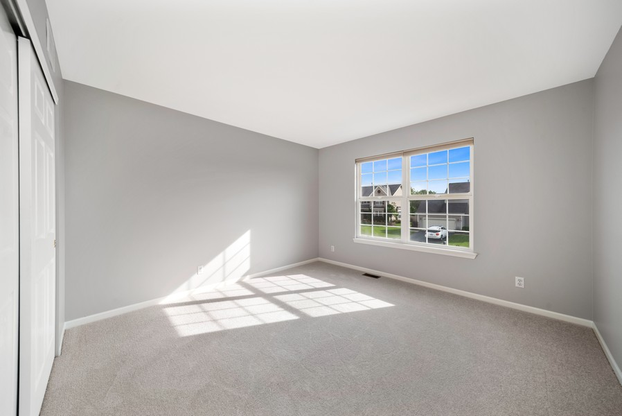 Real Estate Photography - 1361 Boxwood Drive, Crystal Lake, IL, 60014 - 2nd Bedroom