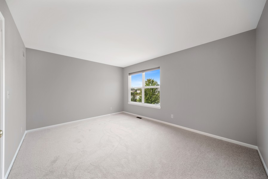 Real Estate Photography - 1361 Boxwood Drive, Crystal Lake, IL, 60014 - 3rd Bedroom