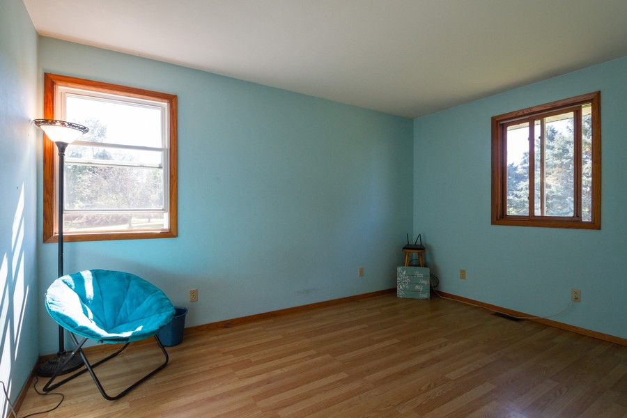 Real Estate Photography - 6191 Shattuck, Belvidere, IL, 61008 - 3rd Bedroom