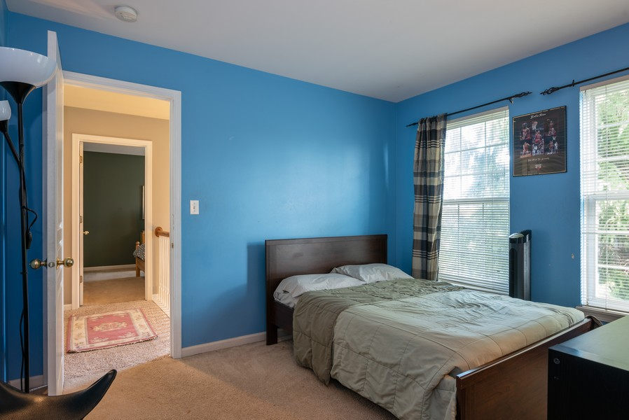 Real Estate Photography - 450 Brookside Avenue, Algonquin, IL, 60102 - 3rd Bedroom