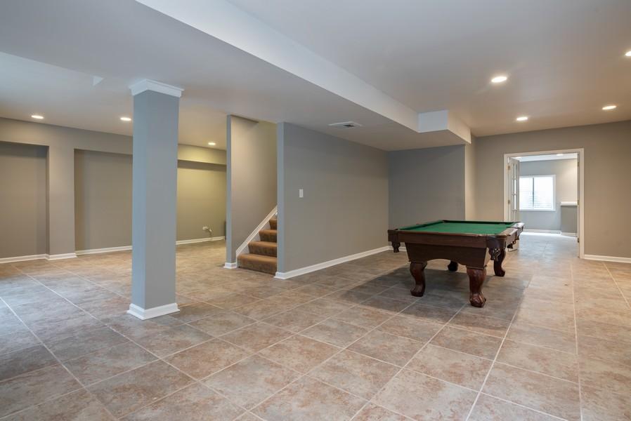 Real Estate Photography - 450 Brookside Avenue, Algonquin, IL, 60102 - Basement