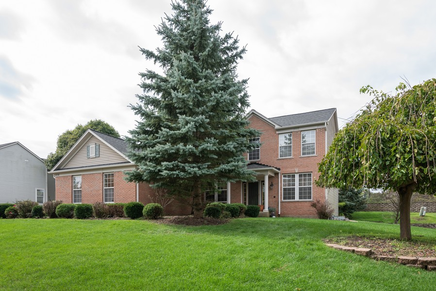 Real Estate Photography - 450 Brookside Avenue, Algonquin, IL, 60102 - Front View