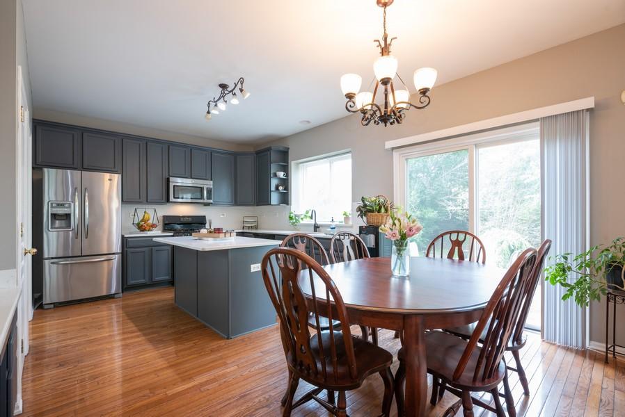 Real Estate Photography - 450 Brookside Avenue, Algonquin, IL, 60102 - Kitchen