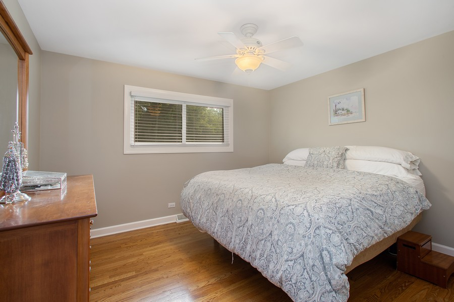 Real Estate Photography - 7 S Rob Road, Mount Prospect, IL, 60056 - Master Bedroom