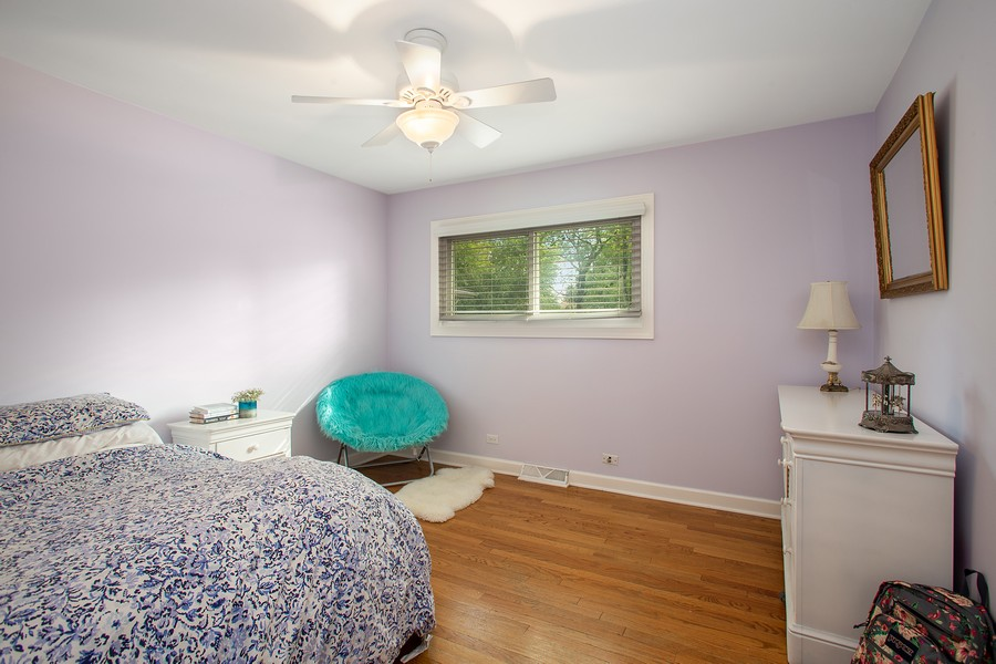 Real Estate Photography - 7 S Rob Road, Mount Prospect, IL, 60056 - 2nd Bedroom
