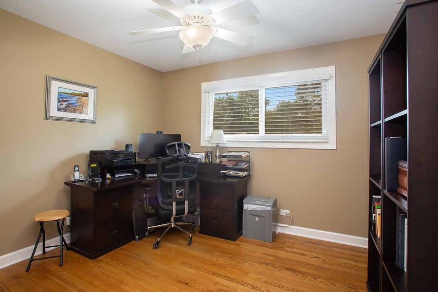Real Estate Photography - 7 S Rob Road, Mount Prospect, IL, 60056 - 3rd Bedroom