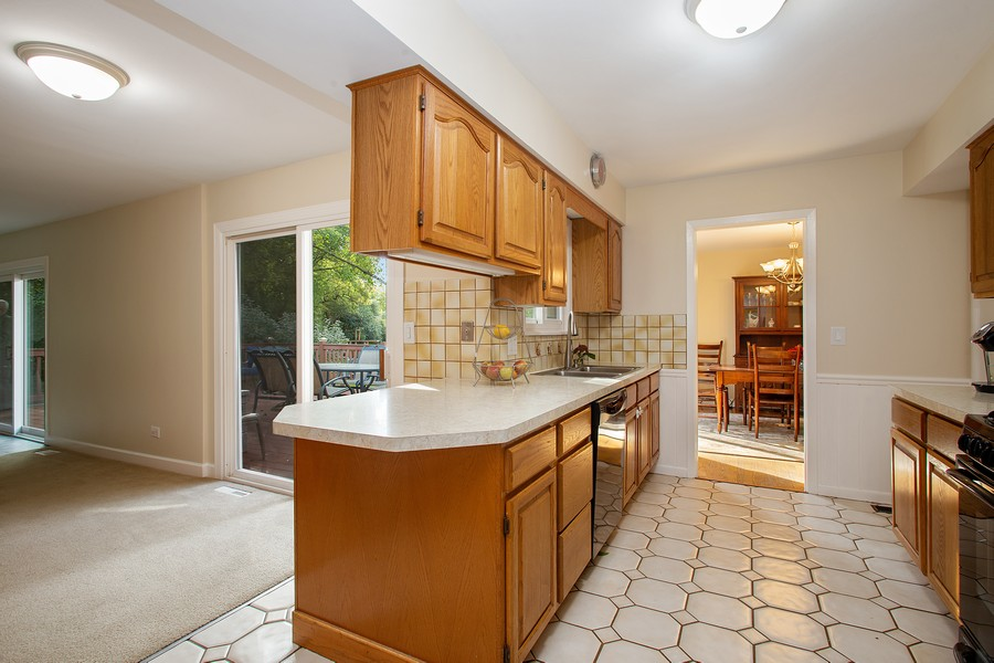 Real Estate Photography - 7 S Rob Road, Mount Prospect, IL, 60056 - Kitchen