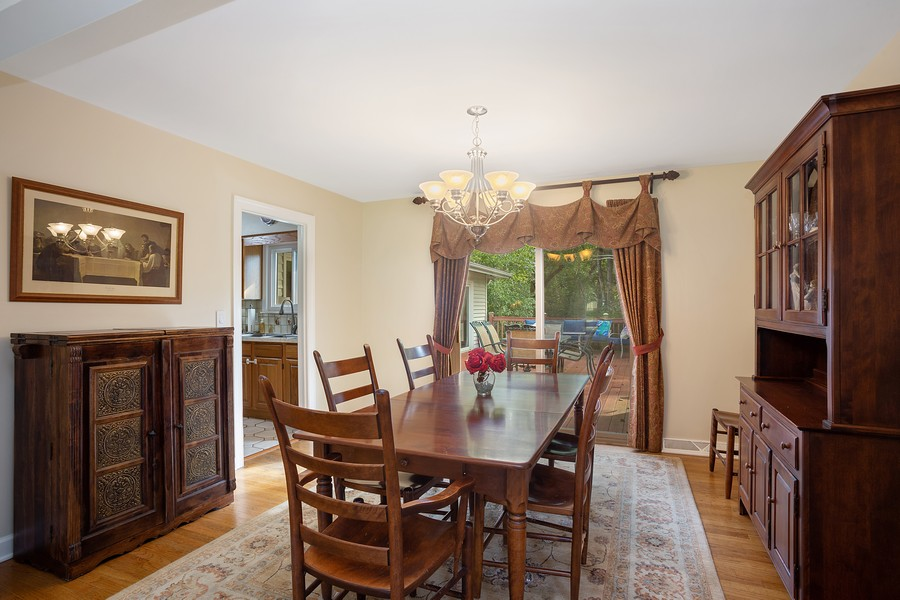 Real Estate Photography - 7 S Rob Road, Mount Prospect, IL, 60056 - Dining Room
