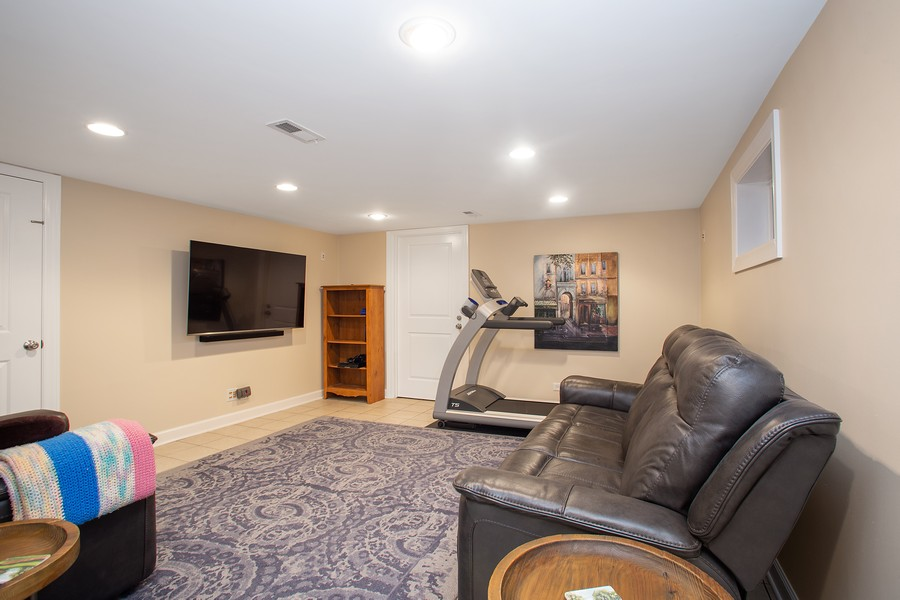 Real Estate Photography - 7 S Rob Road, Mount Prospect, IL, 60056 - Basement
