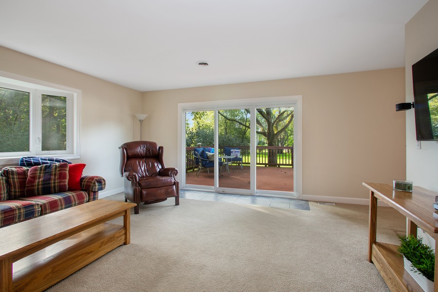 Real Estate Photography - 7 S Rob Road, Mount Prospect, IL, 60056 - Family Room