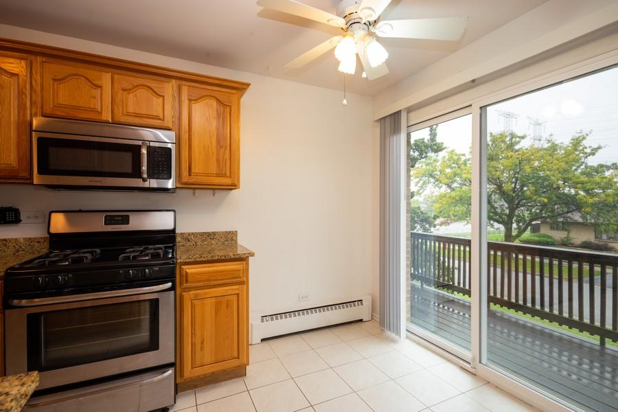 Real Estate Photography - 791 W. Kathleen, #C, Des Plaines, IL, 60016 - Kitchen / Breakfast Room
