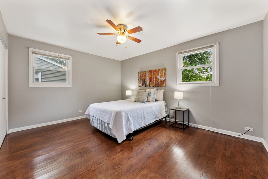 Real Estate Photography - 1505 E. Rosehill Dr., Arlington Heights, IL, 60004 - Master Bedroom