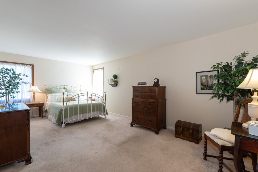 Real Estate Photography - 980 Ridgewood, Crystal Lake, IL, 60014 - 2nd Bedroom
