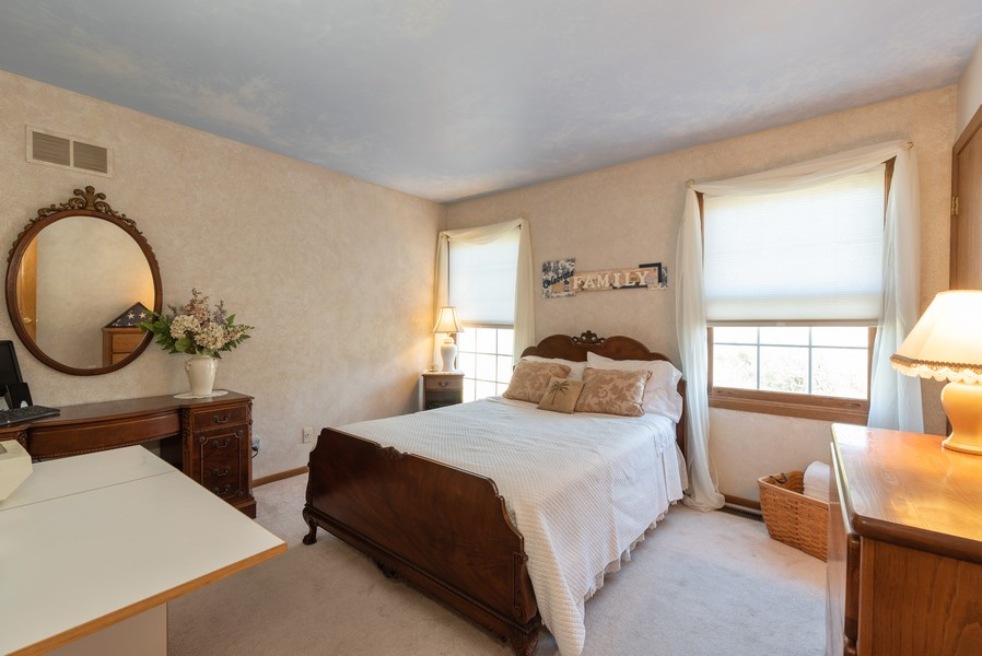 Real Estate Photography - 980 Ridgewood, Crystal Lake, IL, 60014 - 3rd Bedroom