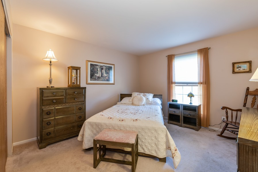 Real Estate Photography - 980 Ridgewood, Crystal Lake, IL, 60014 - 4th Bedroom