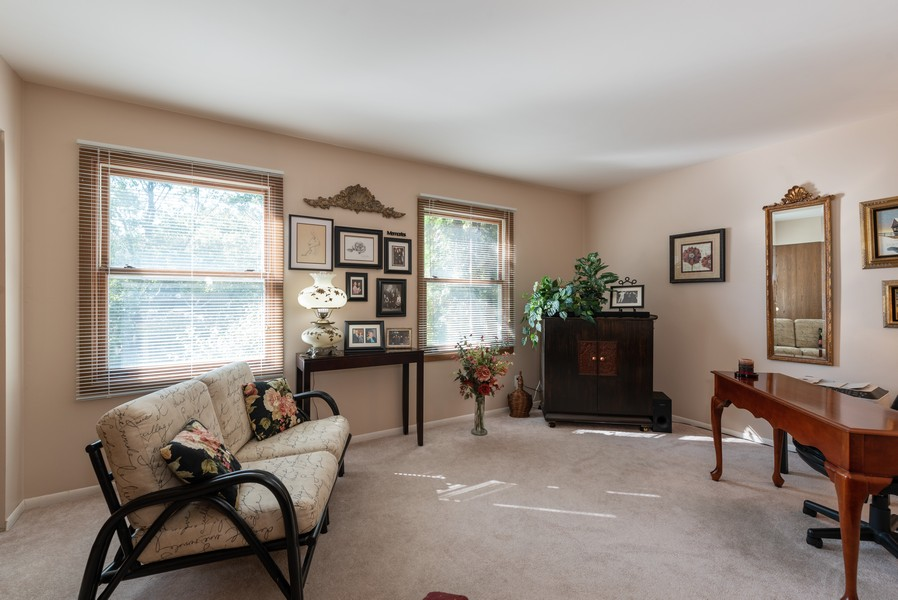 Real Estate Photography - 980 Ridgewood, Crystal Lake, IL, 60014 - 5th Bedroom