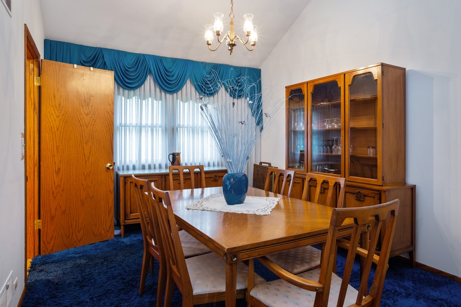 Real Estate Photography - 2938 s briarwood dr west, arlington hts, IL, 60005 - Dining Room