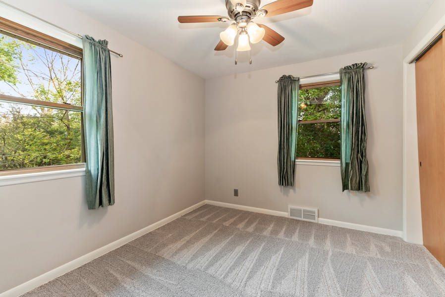 Real Estate Photography - 7404 Chesterfield Rd, Crystal Lake, IL, 60012 - 4th Bedroom