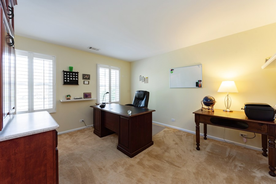 Real Estate Photography - 603 Thistle Lane, Prospect Heights, IL, 60070 - 2nd Bedroom
