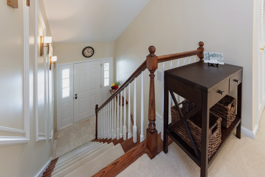 Real Estate Photography - 603 Thistle Lane, Prospect Heights, IL, 60070 - Foyer