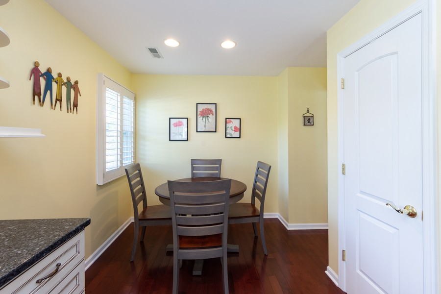 Real Estate Photography - 603 Thistle Lane, Prospect Heights, IL, 60070 - Breakfast Area