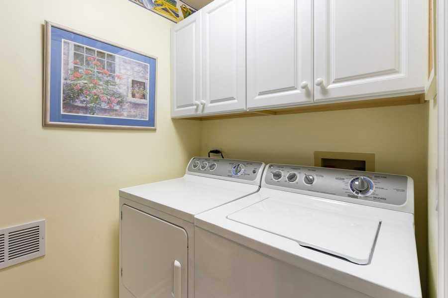 Real Estate Photography - 603 Thistle Lane, Prospect Heights, IL, 60070 - Laundry Room