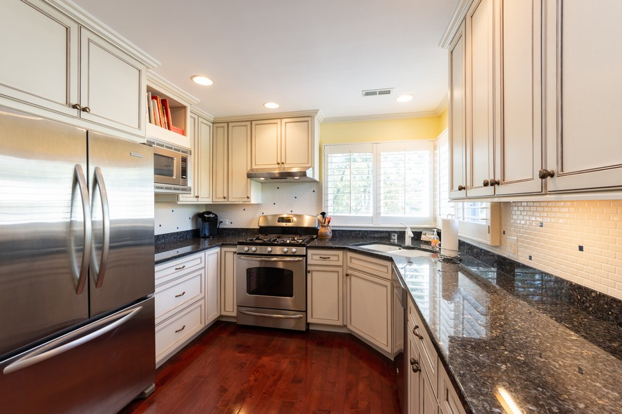 Real Estate Photography - 603 Thistle Lane, Prospect Heights, IL, 60070 - Kitchen