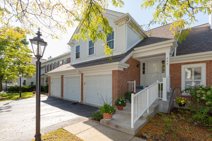 Real Estate Photography - 603 Thistle Lane, Prospect Heights, IL, 60070 - Front View