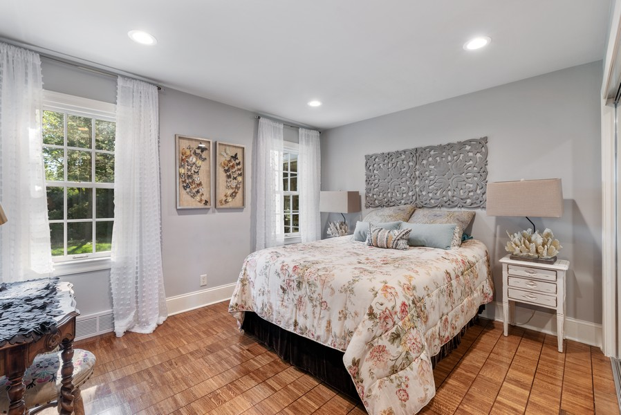Real Estate Photography - 444 Crystal Court, Village Of Lakewood, IL, 60014 - Guest Bedroom