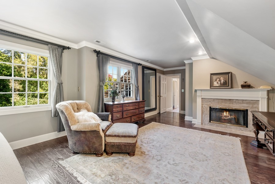 Real Estate Photography - 444 Crystal Court, Village Of Lakewood, IL, 60014 - Master Bedroom