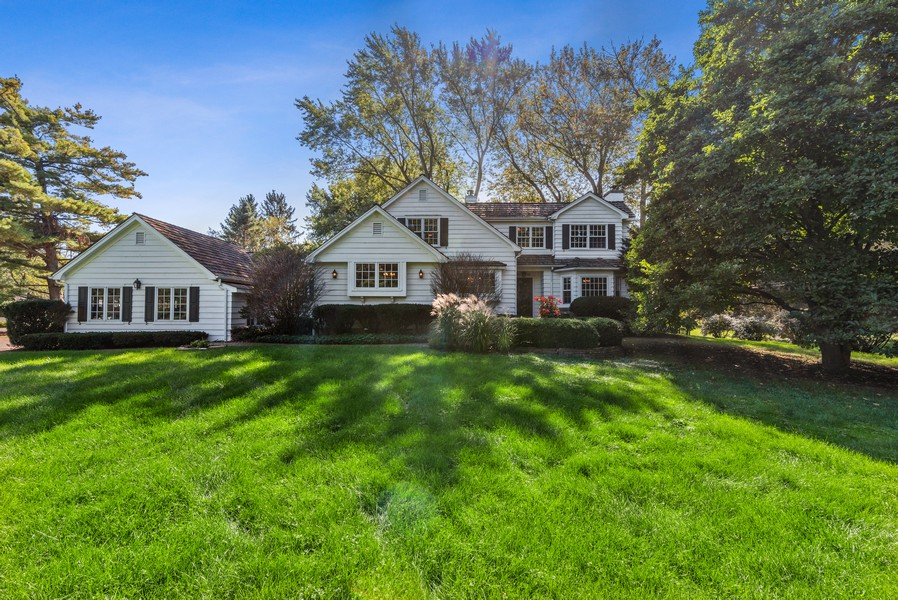 Real Estate Photography - 444 Crystal Court, Village Of Lakewood, IL, 60014 - Front View