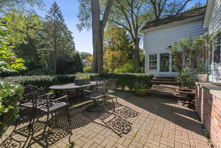 Real Estate Photography - 444 Crystal Court, Village Of Lakewood, IL, 60014 - Patio