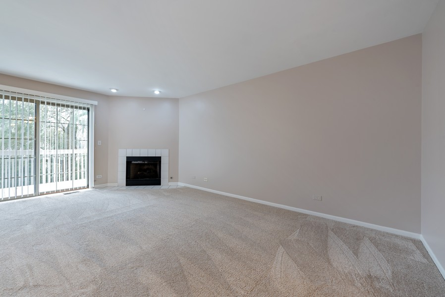 Real Estate Photography - 1503 St. Marks Place, Palatine, IL, 60067 - Living Room