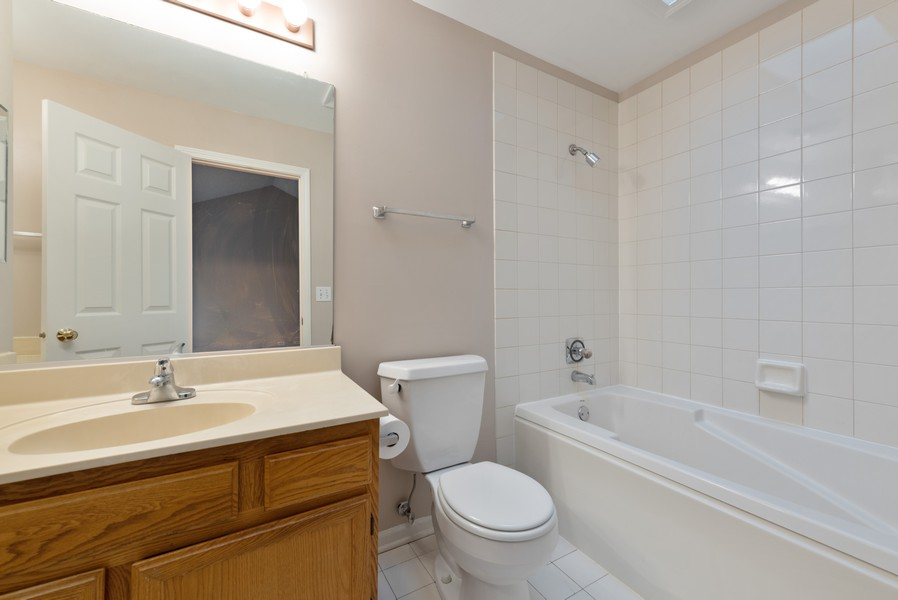 Real Estate Photography - 1503 St. Marks Place, Palatine, IL, 60067 - Master Bathroom