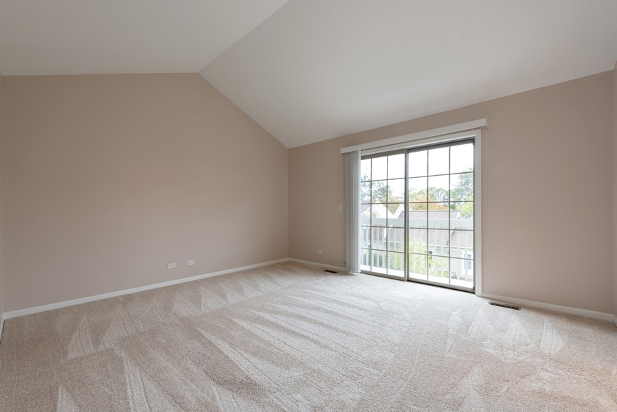 Real Estate Photography - 1503 St. Marks Place, Palatine, IL, 60067 - Master Bedroom