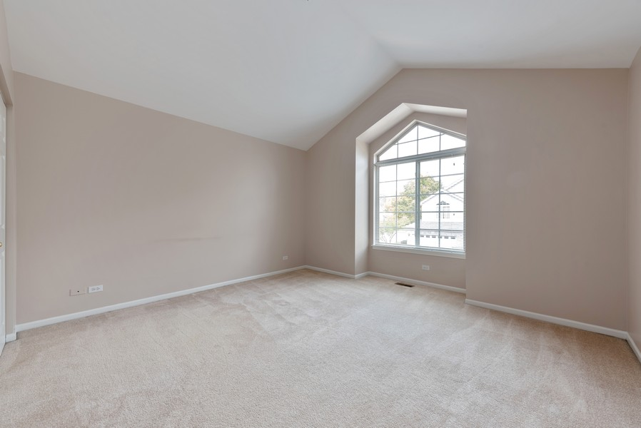 Real Estate Photography - 1503 St. Marks Place, Palatine, IL, 60067 - 2nd Bedroom