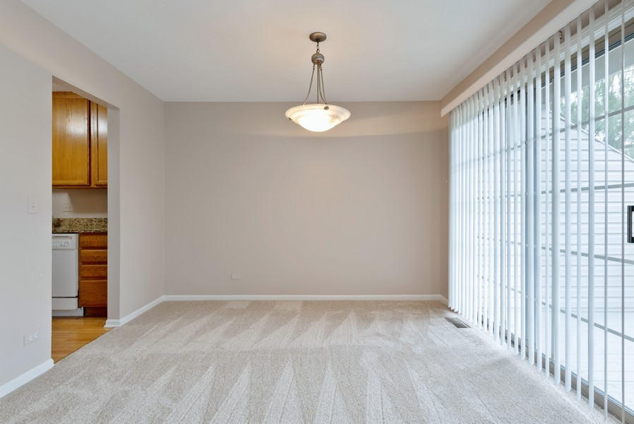 Real Estate Photography - 1503 St. Marks Place, Palatine, IL, 60067 - Dining Room
