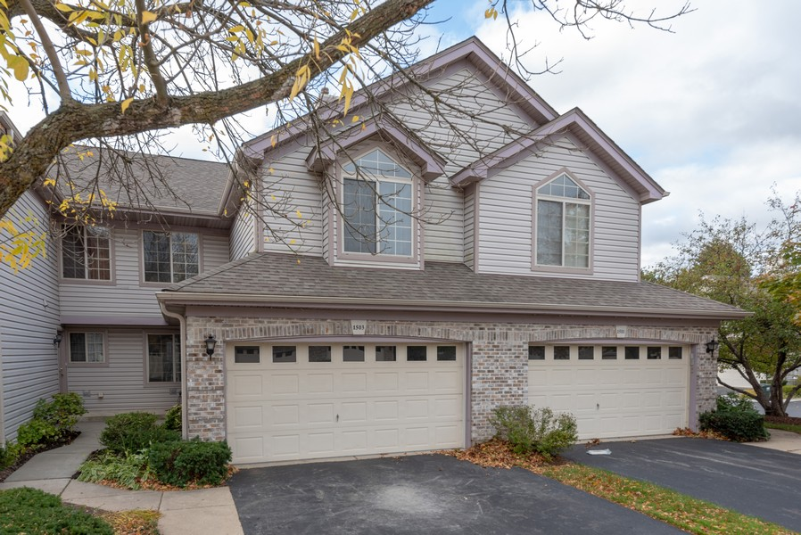 Real Estate Photography - 1503 St. Marks Place, Palatine, IL, 60067 - Front View