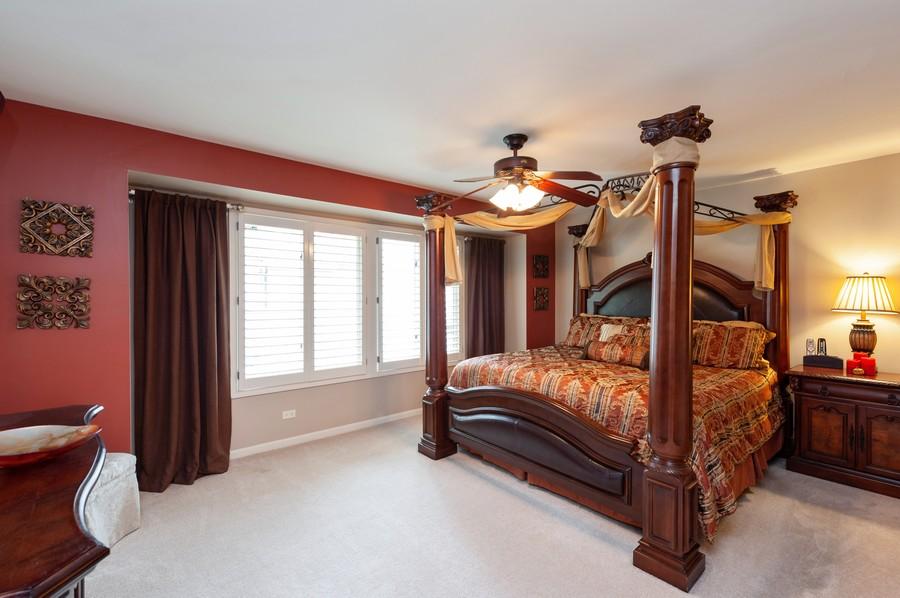 Real Estate Photography - 922 Longmeadow Ct, Lake Barrington, IL, 60010 - Master Bedroom