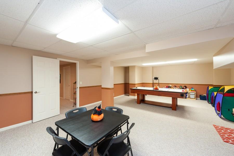 Real Estate Photography - 922 Longmeadow Ct, Lake Barrington, IL, 60010 - Game/Play Room