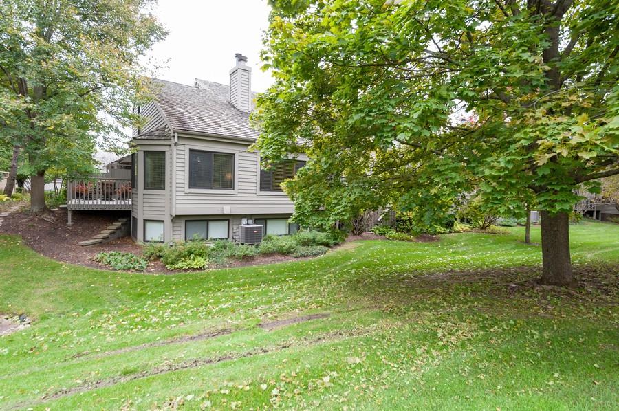 Real Estate Photography - 922 Longmeadow Ct, Lake Barrington, IL, 60010 - Rear View