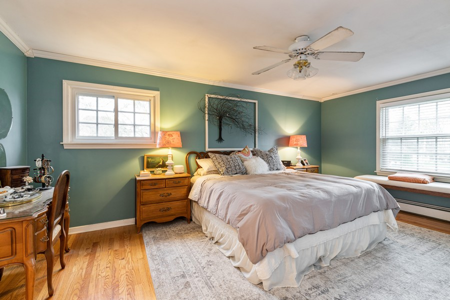Real Estate Photography - 990 Blackburn St., Gurnee, IL, 60031 - Master Bedroom