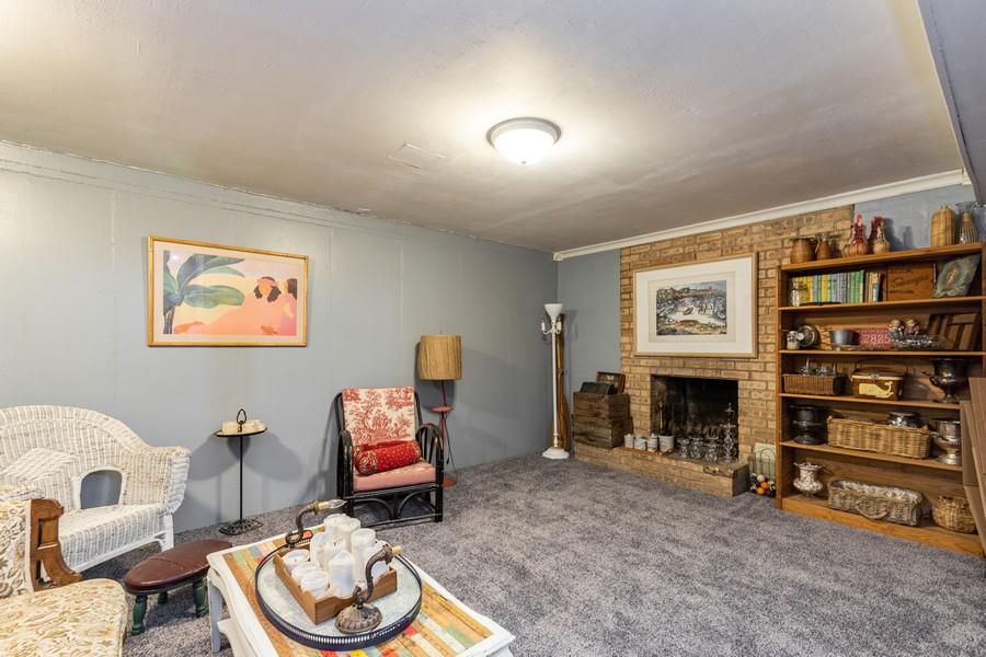 Real Estate Photography - 990 Blackburn St., Gurnee, IL, 60031 - Recreational Room
