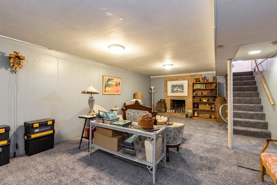 Real Estate Photography - 990 Blackburn St., Gurnee, IL, 60031 - Basement